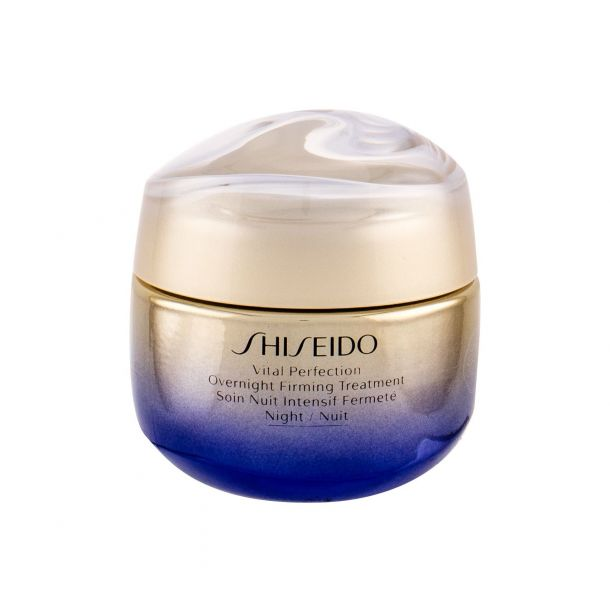Shiseido Vital Perfection Overnight Firming Treatment Night Skin Cream 50ml (Mature Skin)