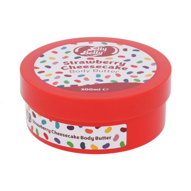 Jelly Belly Strawberry Cheesecake Body Butter 200ml