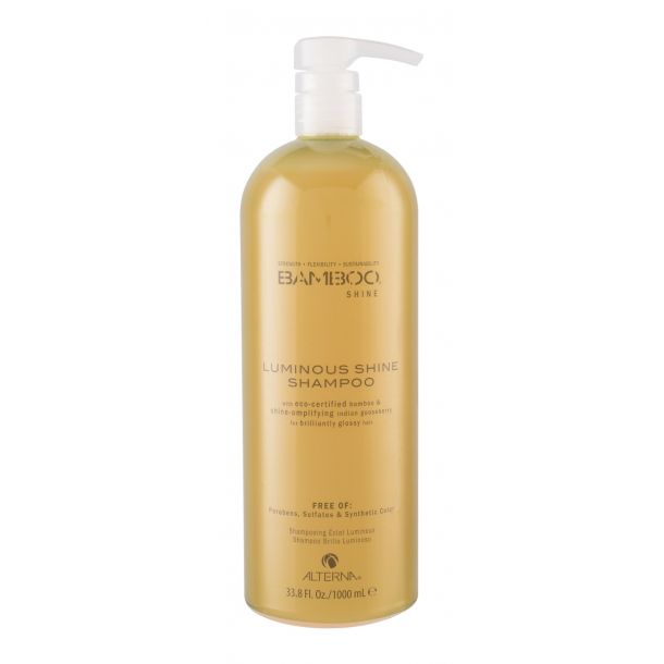Alterna Bamboo Shine Shampoo 1000ml (All Hair Types)