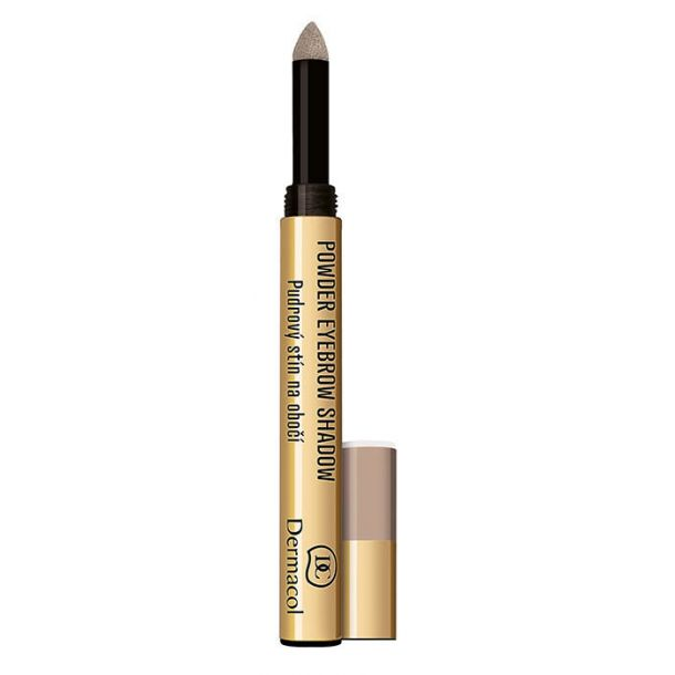 Dermacol Powder Eyebrow Shadow Eyebrow Pencil 1 1gr