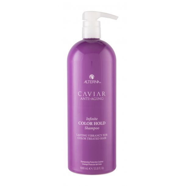 Alterna Caviar Anti-Aging Infinite Color Hold Shampoo 1000ml (Colored Hair)