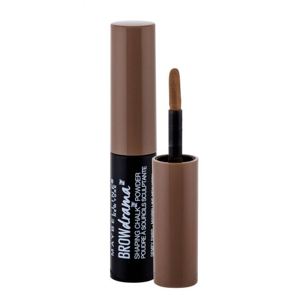 Maybelline Brow Drama Shaping Chalk Eyebrow Powder 100 Blonde 1gr
