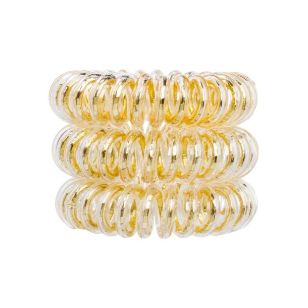 Invisibobble The Traceless Hair Ring Hair Ring You´re Golden 3pc