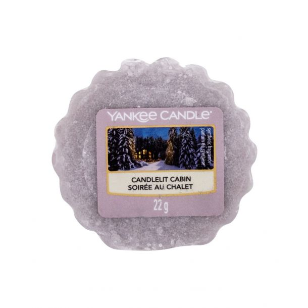 Yankee Candle Candlelit Cabin Scented Candle 22gr