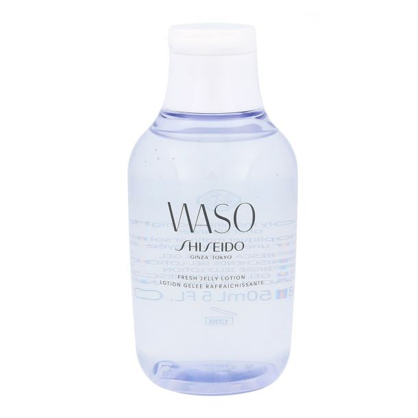 Shiseido Waso Fresh Jelly Lotion Cleansing Milk 150ml