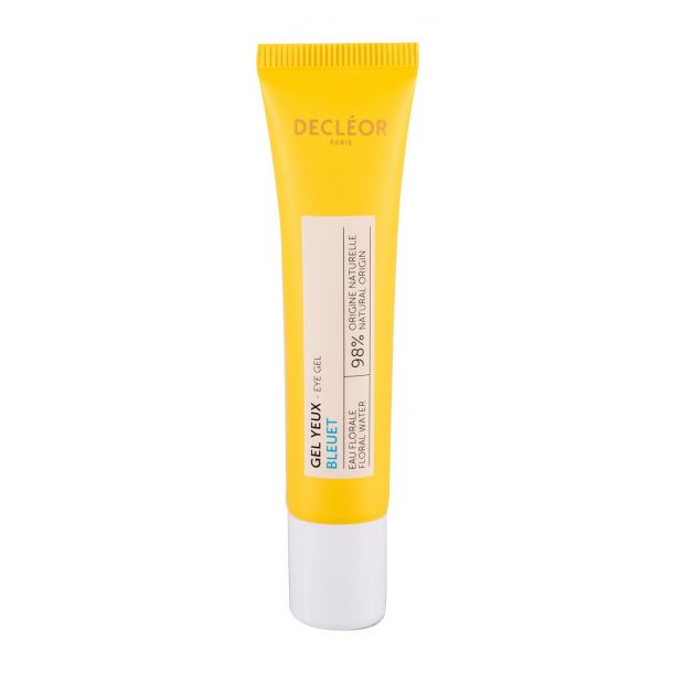 Decleor Cornflower Eye Gel 15ml (Bio Natural Product - For All Ages)