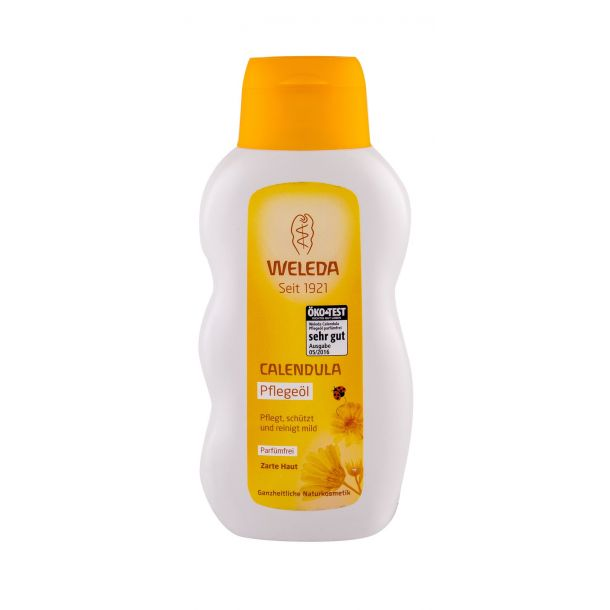 Weleda Baby Calendula Oil Body Oil 200ml (Bio Natural Product)