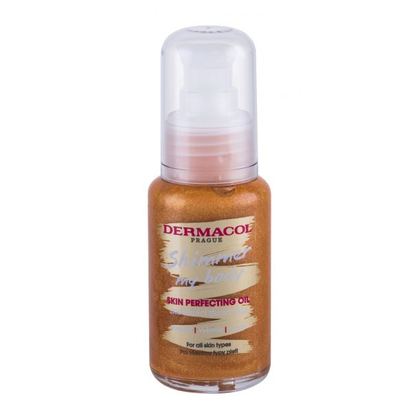 Dermacol Shimmer My Body Body Oil 50ml