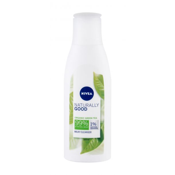 Nivea Naturally Good Green Tea Cleansing Milk 200ml