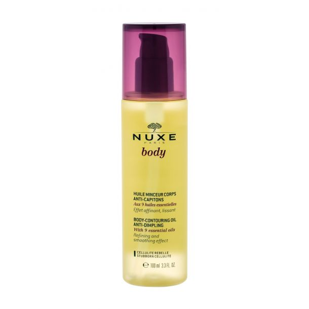 Nuxe Body Care Body-Contouring Oil Anti-Dimpling Cellulite and Stretch Marks 100ml