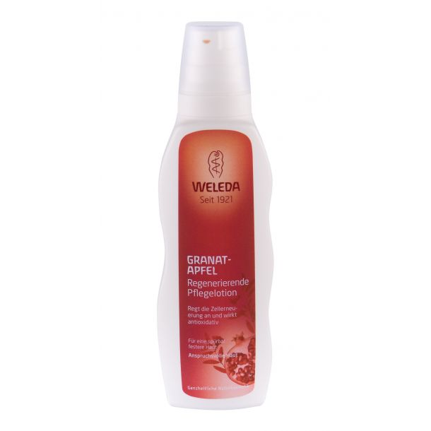 Weleda Pomegranate Regenerating Body Lotion 200ml (Bio Natural Product)