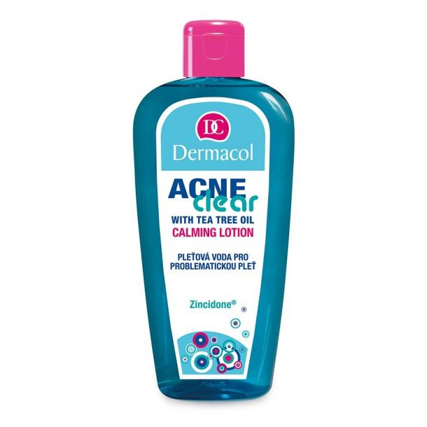 Dermacol AcneClear Calming Lotion Cleansing Water 200ml