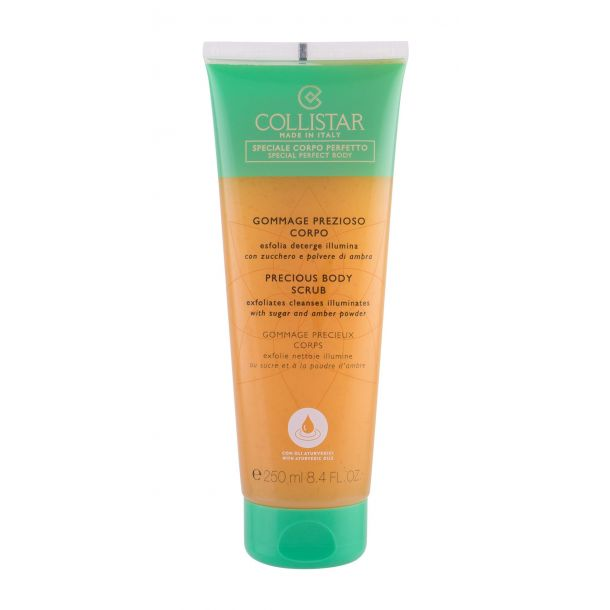 Collistar Special Perfect Body Precious Body Scrub Body Peeling 250ml
