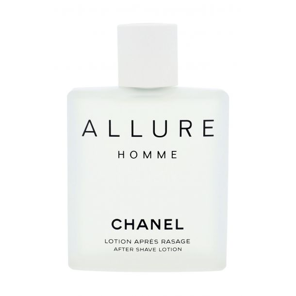 Chanel Allure Homme Edition Blanche Aftershave Water 100ml Damaged Box