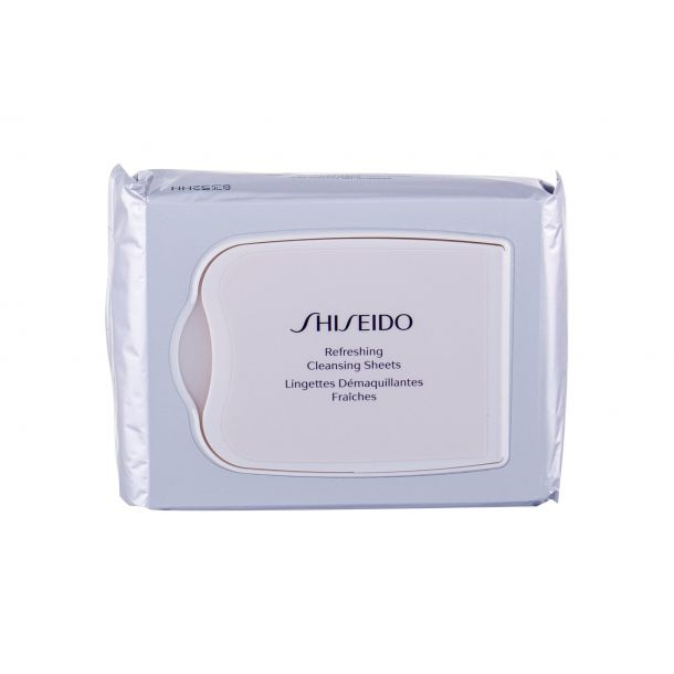 Shiseido Refreshing Cleansing Sheets Cleansing Wipes 30pc