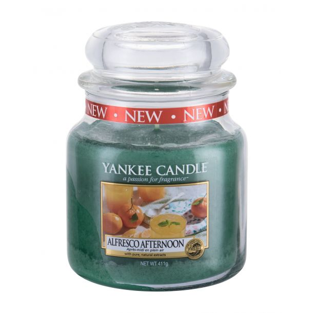 Yankee Candle Alfresco Afternoon Scented Candle 411gr