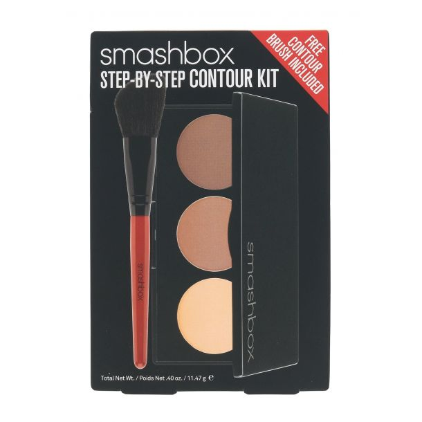Smashbox Step-By-Step Contour Powder Light Medium 11,47gr