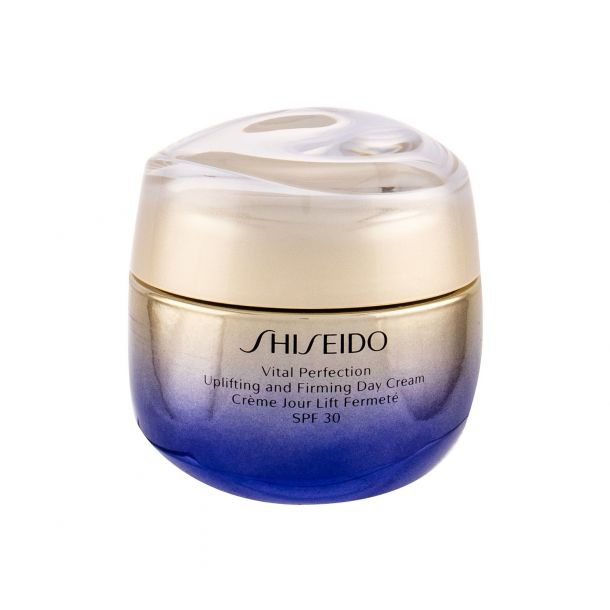 Shiseido Vital Perfection Uplifting and Firming Cream SPF30 Day Cream 50ml (Mature Skin)
