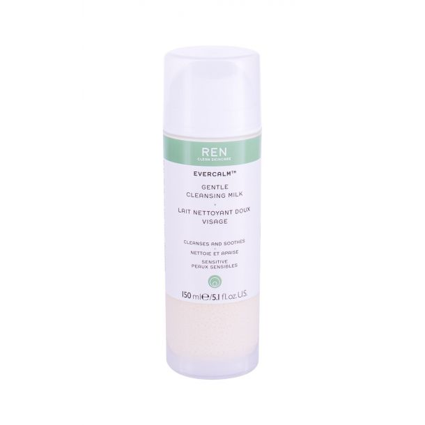 Ren Clean Skincare Evercalm Gentle Cleansing Cleansing Milk 150ml