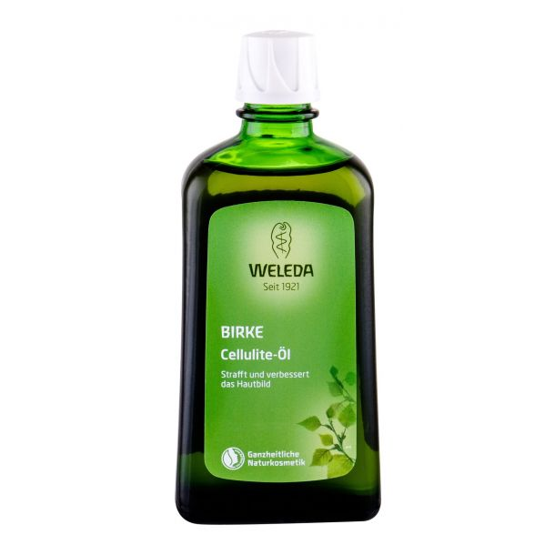 Weleda Birch Cellulite Oil Cellulite and Stretch Marks 200ml