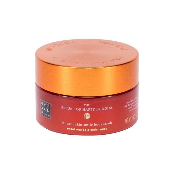 Rituals The Ritual Of Happy Buddha Body Peeling 250gr