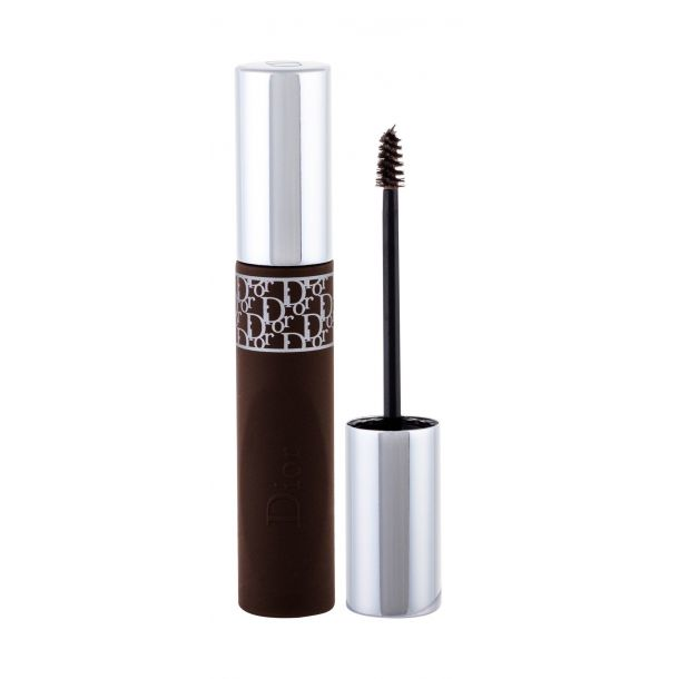 Christian Dior Diorshow Pump´N´ Brow Waterproof Eyebrow Mascara 002 Dark Brown 5ml (Waterproof)