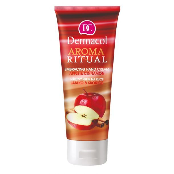 Dermacol Aroma Ritual Apple & Cinnamon Hand Cream 100ml