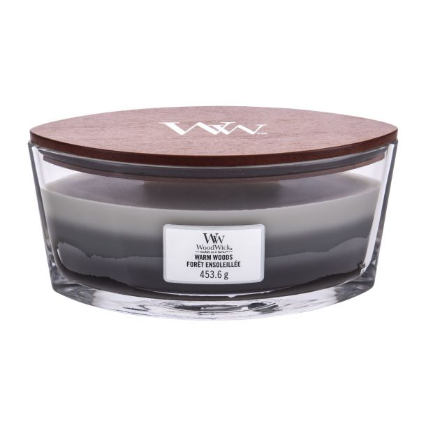 Woodwick Warm Woods Scented Candle 453,6gr