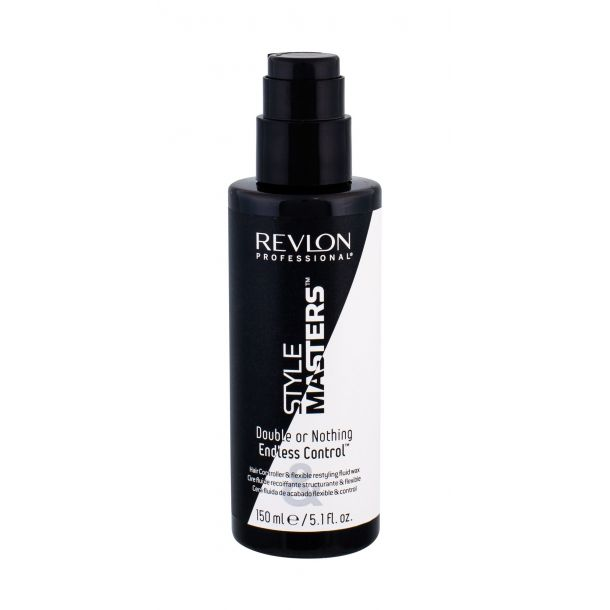 Revlon Professional Style Masters Double Or Nothing Hair Wax 150ml (Light Fixation)