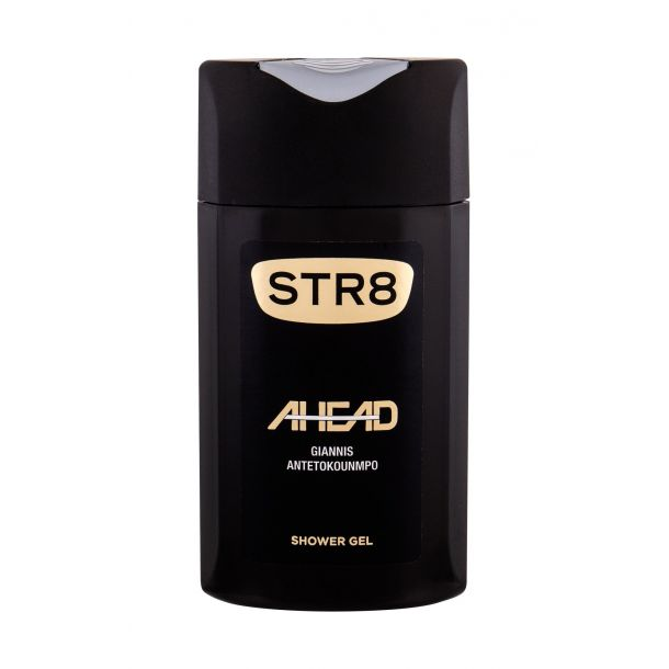 Str8 Ahead Shower Gel 250ml
