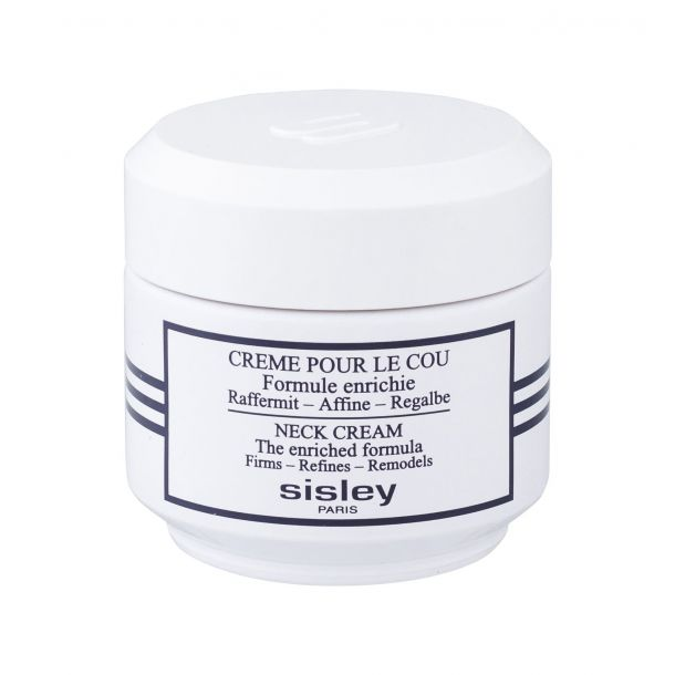 Sisley Neck Cream The Enriched Formula Cream for Neck and Décolleté 50ml (Wrinkles)