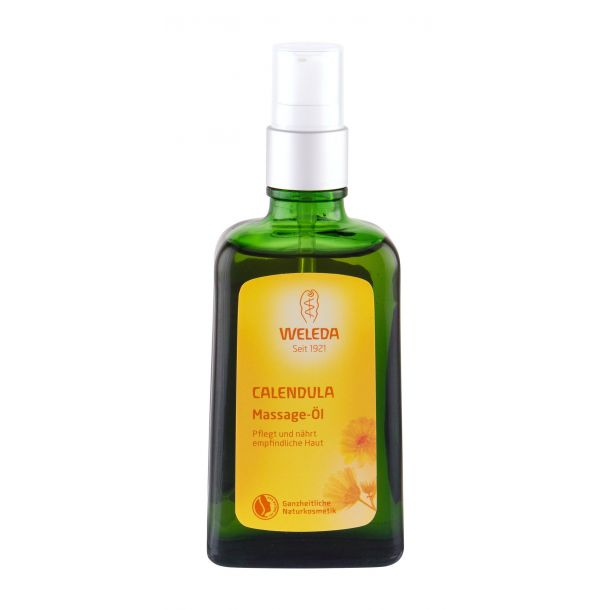 Weleda Calendula Massage Oil For Massage 100ml (Bio Natural Product)