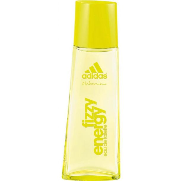 Adidas Fizzy Energy For Women Eau de Toilette 50ml