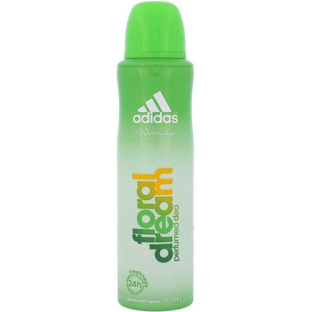 Adidas Floral Dream For Women 24h Deodorant 150ml (Deo Spray - Aluminium Free)