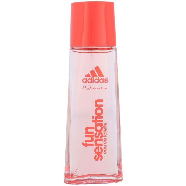 Adidas Fun Sensation For Women Eau de Toilette 50ml