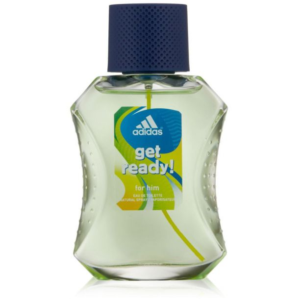 Adidas Get Ready! For Him Aftershave Water 100ml