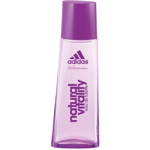 Adidas Natural Vitality For Women Eau de Toilette 30ml
