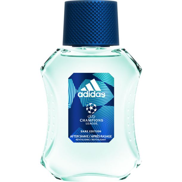 Adidas UEFA Champions League Dare Edition Aftershave Water 50ml