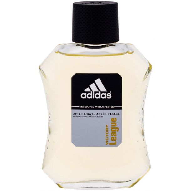 Adidas Victory League Aftershave Water 100ml Damaged Box