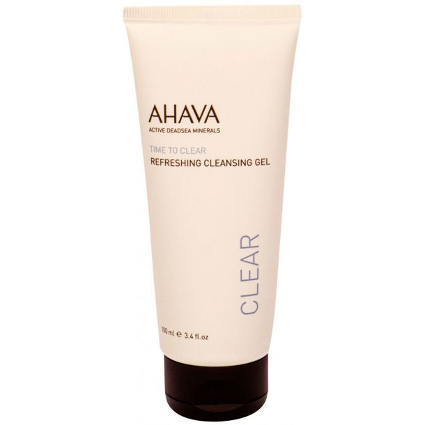 Ahava Clear Time To Clear Cleansing Gel 100ml