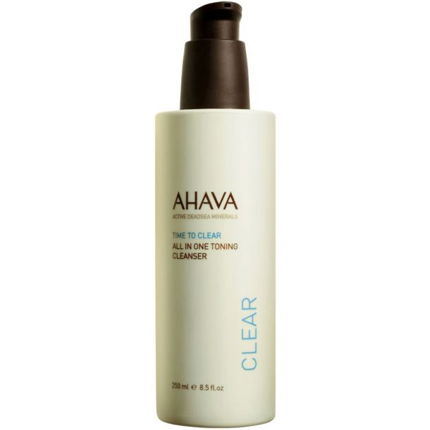 Ahava Clear Time To Clear Cleansing Milk 250ml