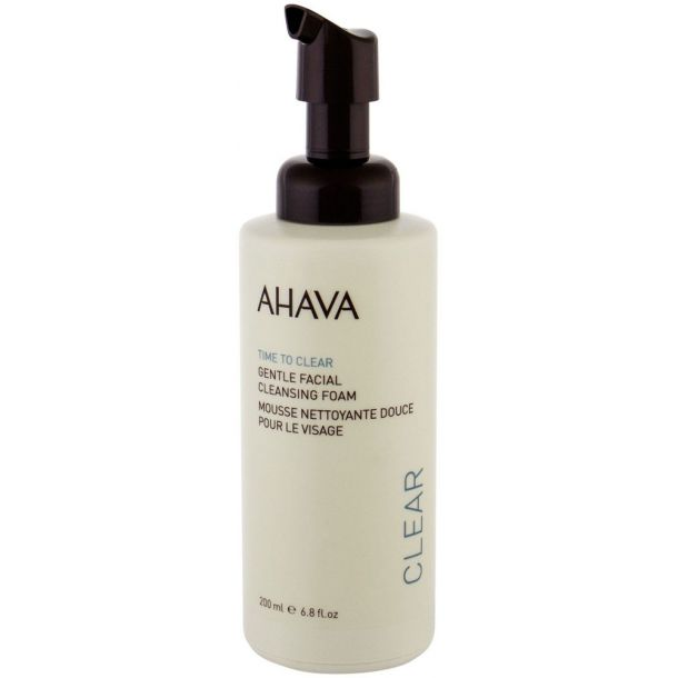 Ahava Clear Time To Clear Cleansing Mousse 200ml