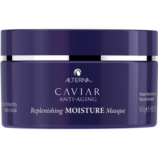 Alterna Caviar Anti-Aging Replenishing Moisture Hair Mask 161gr (Dry Hair)