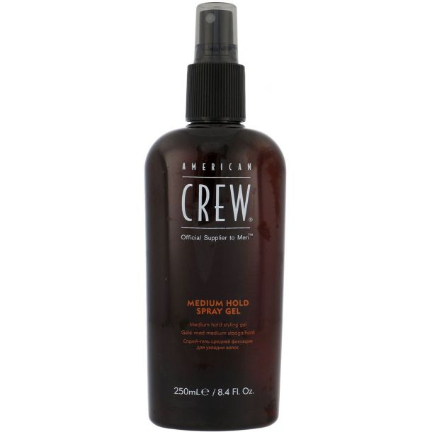 American Crew Classic Medium Hold Spray Gel Hair Gel 250ml