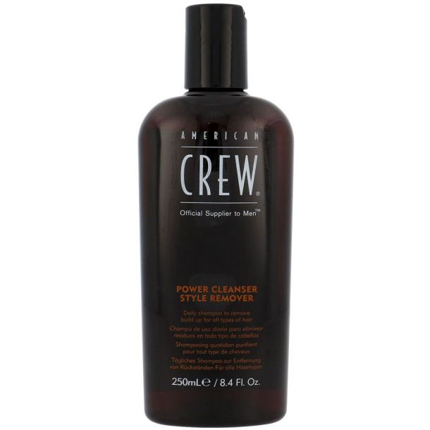American Crew Classic Power Cleanser Style Remover Shampoo 250ml (All Hair Types)