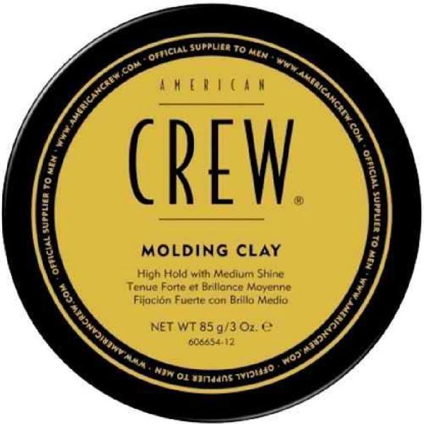 American Crew Style Molding Clay For Definition and Hair Styling 85gr (Strong Fixation)