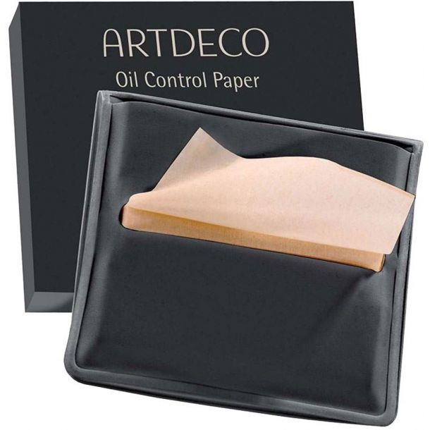 Artdeco Oil Control Paper Cleansing Wipes 100pc