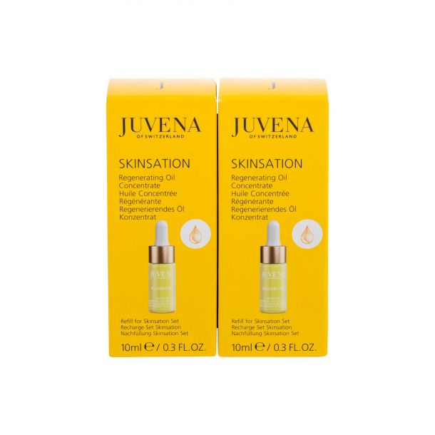 Juvena Skin Specialists Skinsation Regeneratin Oil Concentrate Skin Serum 10ml (Refill - For All Ages)