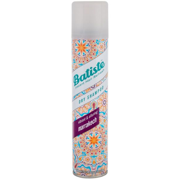 Batiste Marrakech Dry Shampoo 200ml (All Hair Types)