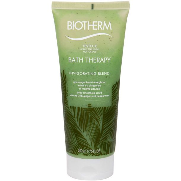 Biotherm Bath Therapy Invigorating Blend Body Peeling 200ml Tester